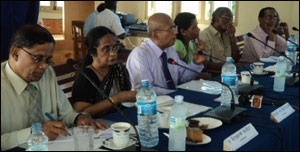 LLRC hearing evidence in Jaffna