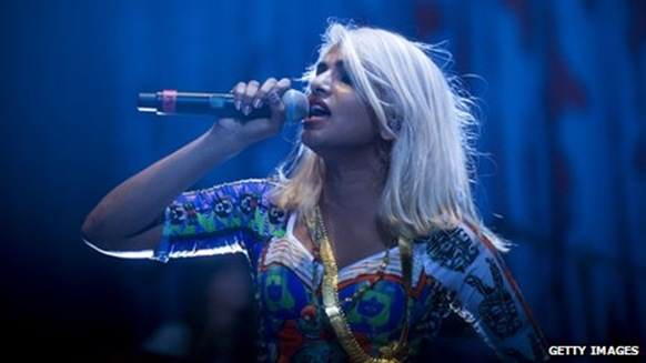 M.I.A. to sing with Madonna at Super Bowl half-time show