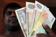 Sri Lanka's central bank has raised its key interest rate for the first time in five years (AFP File, Ishara S.Kodikara)