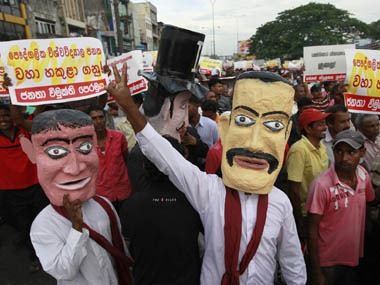 Rajapaksa's latest political manoeuvre represents the latest in a long line of broken promises – to India and to the Sri Lankan Tamil minority population. Reuters