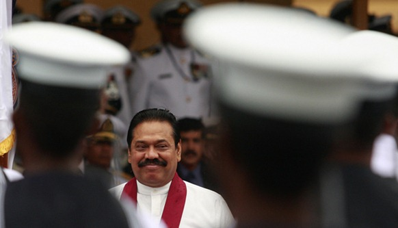 President Mahinda Rajapaksa appears in recent days to be walking away from promises he had made to India and Sri Lanka's Tamil minority population that he would seek out a political solution based on devolution of powers to autonomous provincial councils under the 13th amendment of the Constitution. Reuters