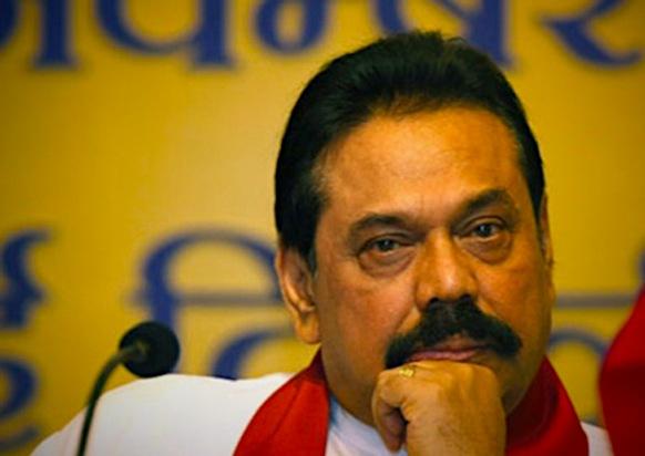 Sri-Lankan-President-  Photo courtesy CNN. AP Getty Images.