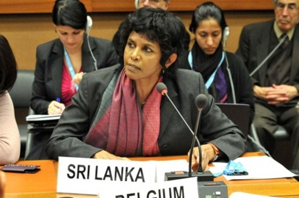 Sri Lanka outraged over purported US email