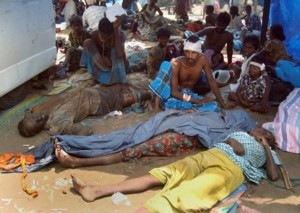Government contradicts UN on civilian death toll