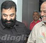 Kamal denies announcing 'Marudhanayagam' with Rajini