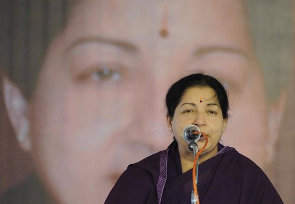 The Hindu Chief Minister Jayalalithaa on Wednesday made public her government's difficulties that arose out of frequent visits of Sri Lankan officials, army officers and VIPs to Tamil Nadu without informing the government. File photo