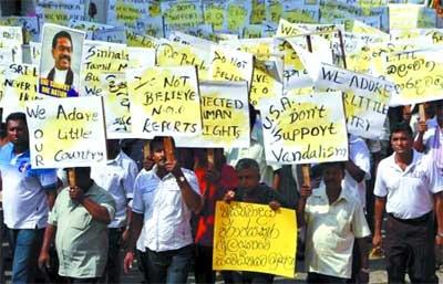 Geneva II and Sri Lankan Schisms