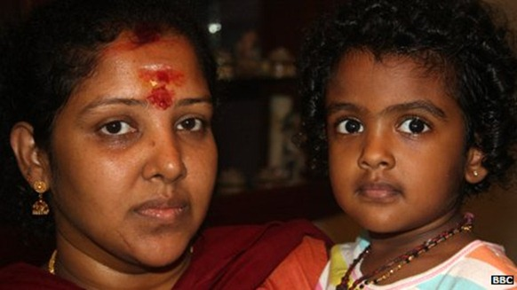 Ramasamy Prabagaran's wife and daughter have had no news of his fate