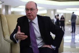 British Foreign Office Minister Alistair Burt