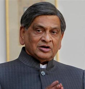 External Affairs Minister S. M. Krishna - hindu