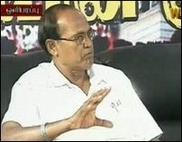 Professor Dheeran is currently the president of Thamizhar Vaazhvurimaik Kadchi. Until recently, he was associated with Naam Thamilar movement.