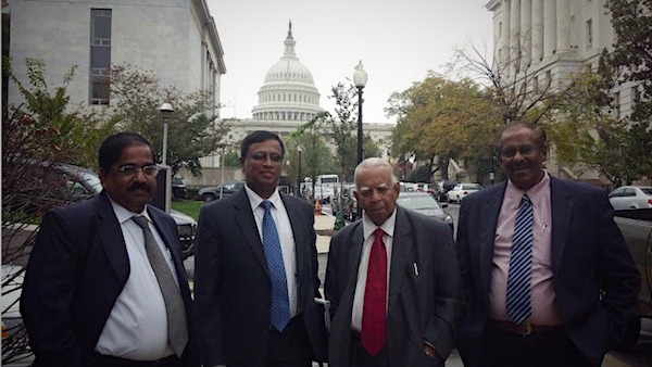TNA delegation in Washington DC, 2011