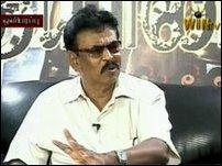 Mr. Thiyagu, an activist of Tamil Nadu, has been a long-time supporter of Eezham Tamil struggle.