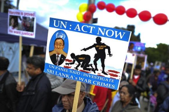 Photo courtesy The Star Geneva II and Sri Lankan Schisms