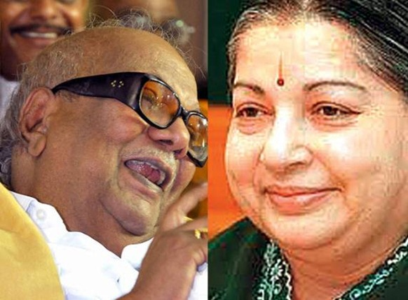 Rivals AIADMK and DMK find common cause on India's stand over US resolution against Lanka in UNHRC - Agencies