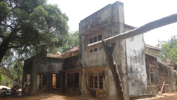Photo: Special Arrangement The house of Chelvanayagam , father of S.C.Chandrahasan in Colombo.