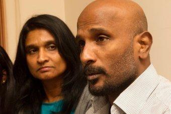 Kumar Gunaratnam was reported missing over a week ago. (AAP)