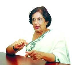 Chandrika Kumaratunge