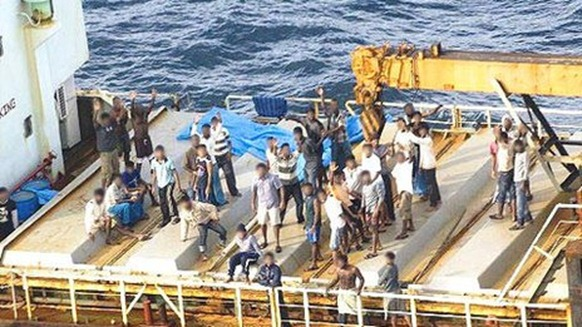 Many Tamil refugees have to endure tough conditions on poorly maintained vessels