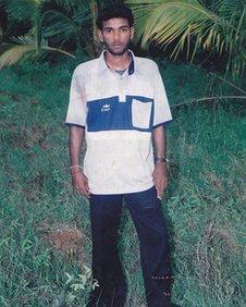 Tamizhini hopes her brother Rassaiya Anandadeepan may still be alive