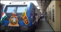 Partnership of India and Sri Lanka in promoting Colombo-centric Railway network of the island [Photo courtesy: The Hindu]