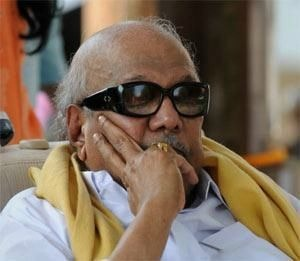 M-Karunanidhi