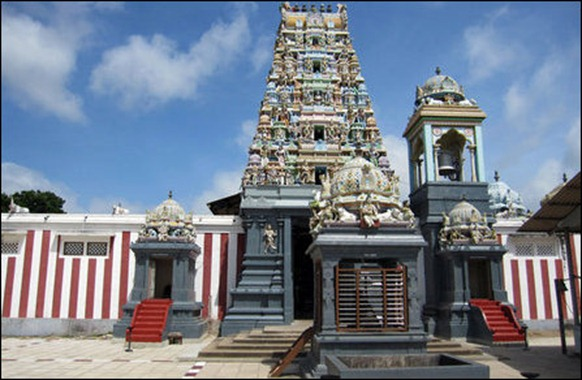 Thirukkeatheesvaram [Photo courtesy: mathagal.com]