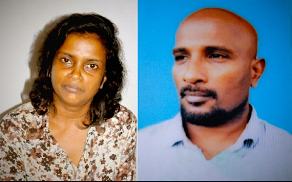 Mr. Premakumar Gunaratnam[1] and Ms. Dimithu Attygalle[2] disappeared on 6th April 2012