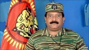Vellupillai Prabhakaran - Tamil Leader