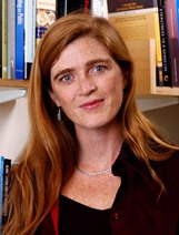 "Samantha Power, author of ""A Problem from Hell"""
