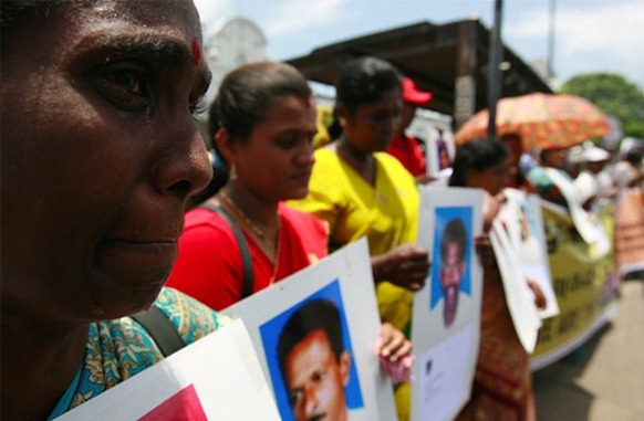 Sri Lanka - Violence and threats of violence against critics, the suppression of media freedom, extra-judicial killings, misplaced economic priorities and corruption