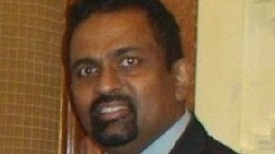 Anthonypillai Mahendrarajah had reportedly started building a house on family land when he was killed