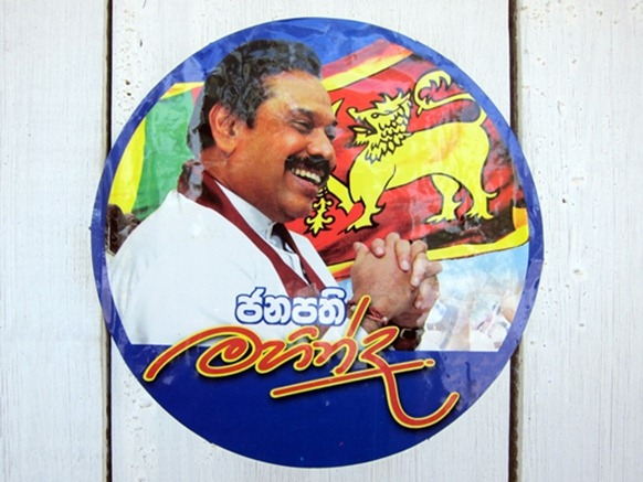 Rajapaksa has fallen back on strident nationalism.