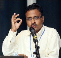 Professor AR Venkatachalapathy