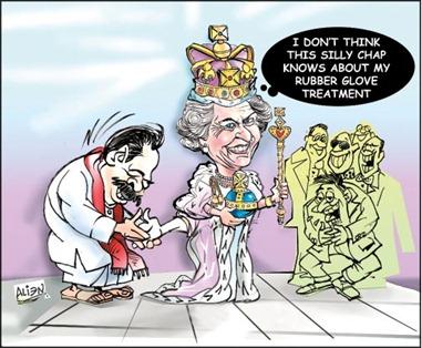 The London Debacle And The Rajapaksa-Psychosis