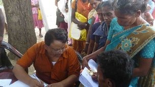 Tens of thousands of Tamils do not have an identity card