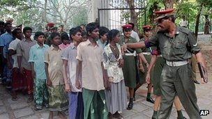 Nearly 1,400 children recruited to fight in Sri Lanka's civil war are still missing