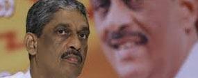 Former Sri Lankan Army chief Sarath Fonseka
