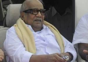 (File Image) M. Karunanidhi - Agencies