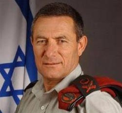 Major-General Doron Almog, Israeli Defence Forces