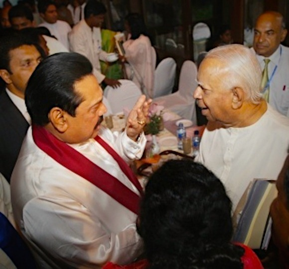 sampanthan-mahinda-colombo-telegraph1 - Photo courtesy news360.lk