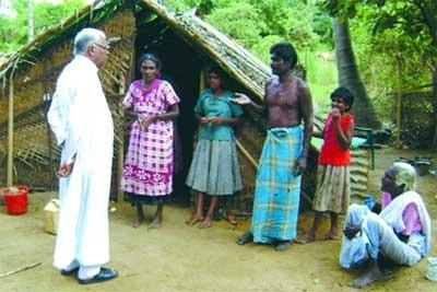 Bishop Rayappu Joseph, Bishop of Mannar