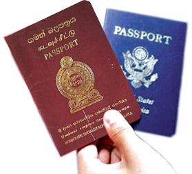 Sri Lanka dual citizenship