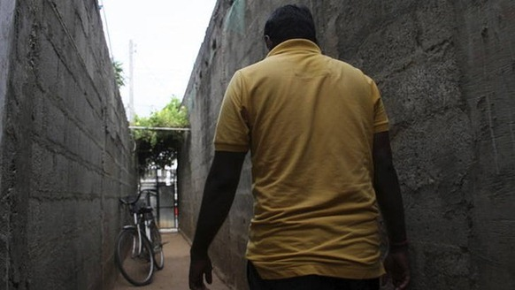 smh - Sarath* was sent back to Sri Lanka after a failed attempt to claim asylum in Australia. He claims he tortured during 55 days in captivity on his return. His named has been changed to protect his identity.