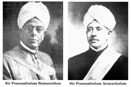 Sir P. Ramanathan