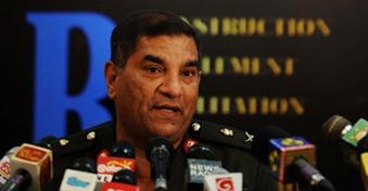 Army Chief Jagath Jayasuriya