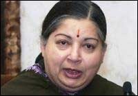 Ms J Jayalalithaa