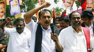 Indian Tamils like Vaiko accuse President Rajapaksa of human rights abuses against Sri Lankan Tamils