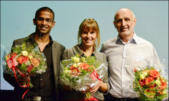 Lathan Suntharalingam, VeraZiswiler and Mario Carera are the three new members elected to the 9 member leading body of the SP party in Switzerland