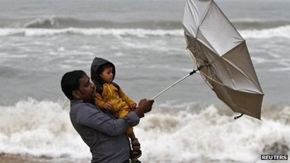 Heavy rains have lashed Tamil Nadu